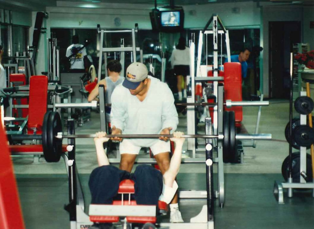 15 years ago the previous fitness center set a clear benchmark.