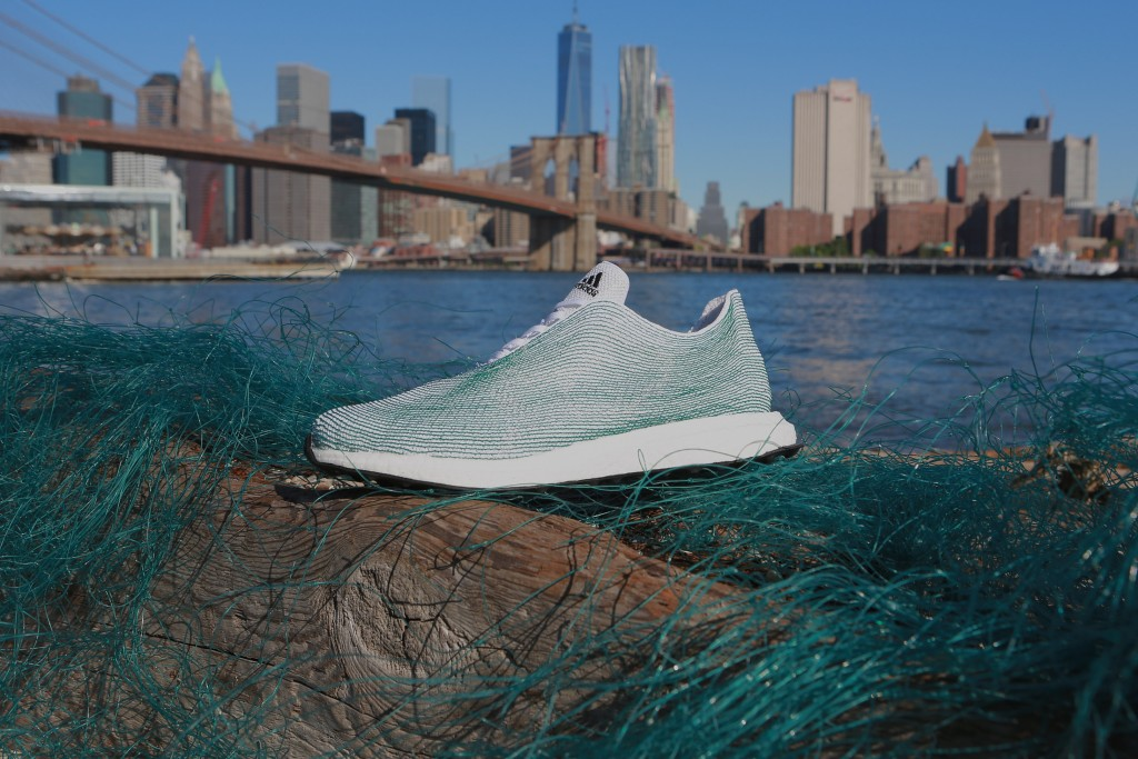 adidas Boost Parley concept shoe