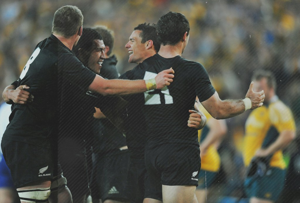 Exceptional players like Dan Carter can only excel with a strong team behind them.