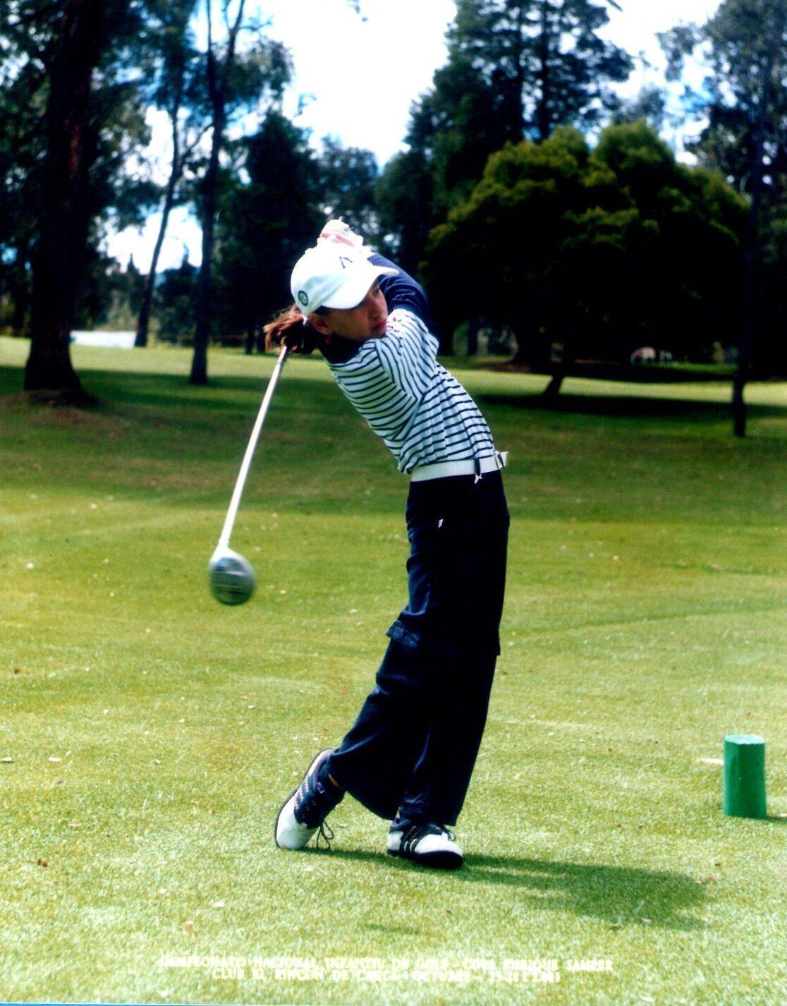 Women playing golf on a green fairway_success, GamePlanA, adidas, golf