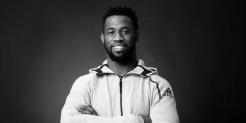 Siya Kolisi profile picture.