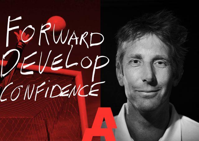 Edwin van der Sar CEO of Ajax Amsterdam reveals his secret to success in interview with GamePlan A, forward, develop, confidence, performance, Ajax Amsterdam, football, goal keeper, dutch national team, adidas, GamePlan A