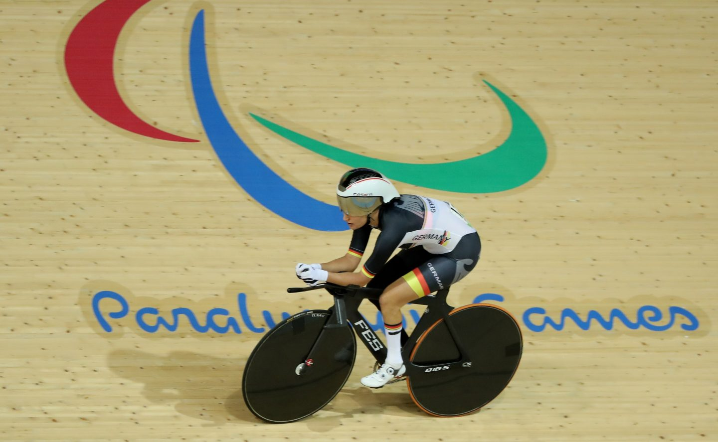Denise Schindler cycling at 2016 Paralimpic Games in Rio De Janeiro, Brazil, para-cyclist, paralympian, paralympics, inspiration, motivation, cycling, GamePlan A