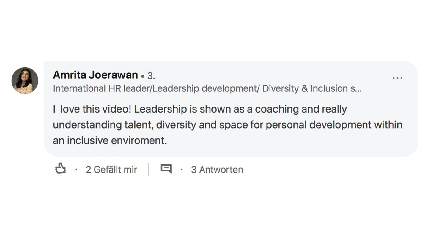 Community comment on collaborative leadership: coaching, diversity, GamePlan A