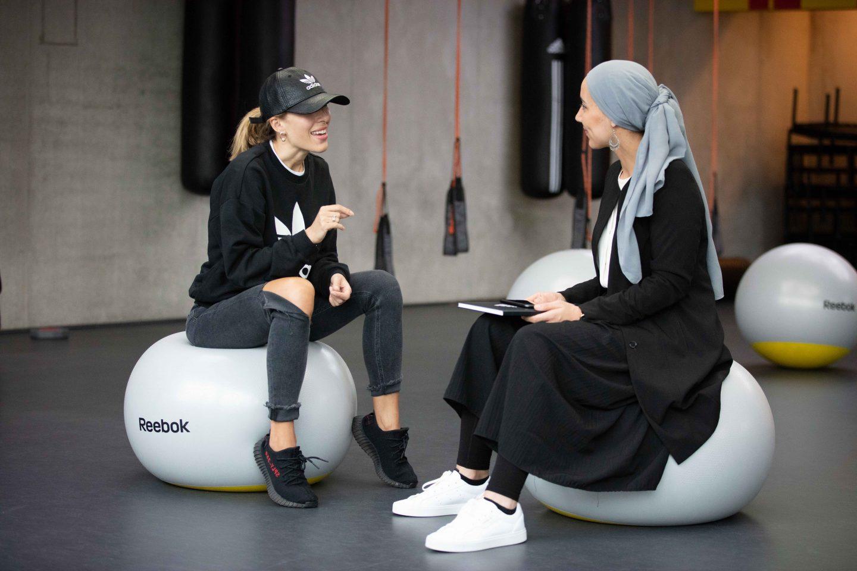 How to start a business -finding your passion - Ewa-Chodakowska-Adidas-athlete-interview-Sina Port-business-athlete-Personal Branding- passion -shebreaksbarriers