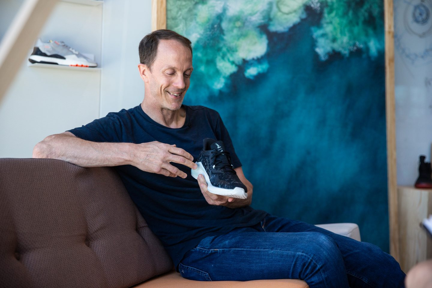 ric Liedtke, Head of Global Brands at adidas, opens up on why he's so passionate about the topic of sustainability.