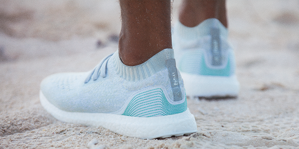 The first adidas Parley shoe | sustainabilyt