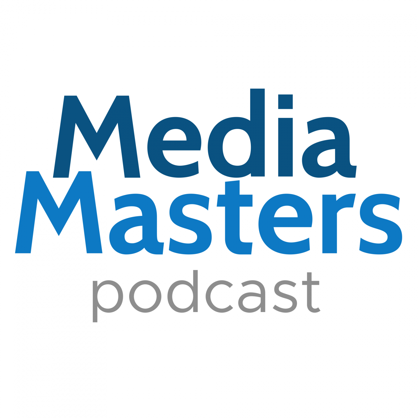 Logo of the Media Masters podcast by Paul Blanchard, top podcasts, inspiration, podcast, summer, GamePlanA