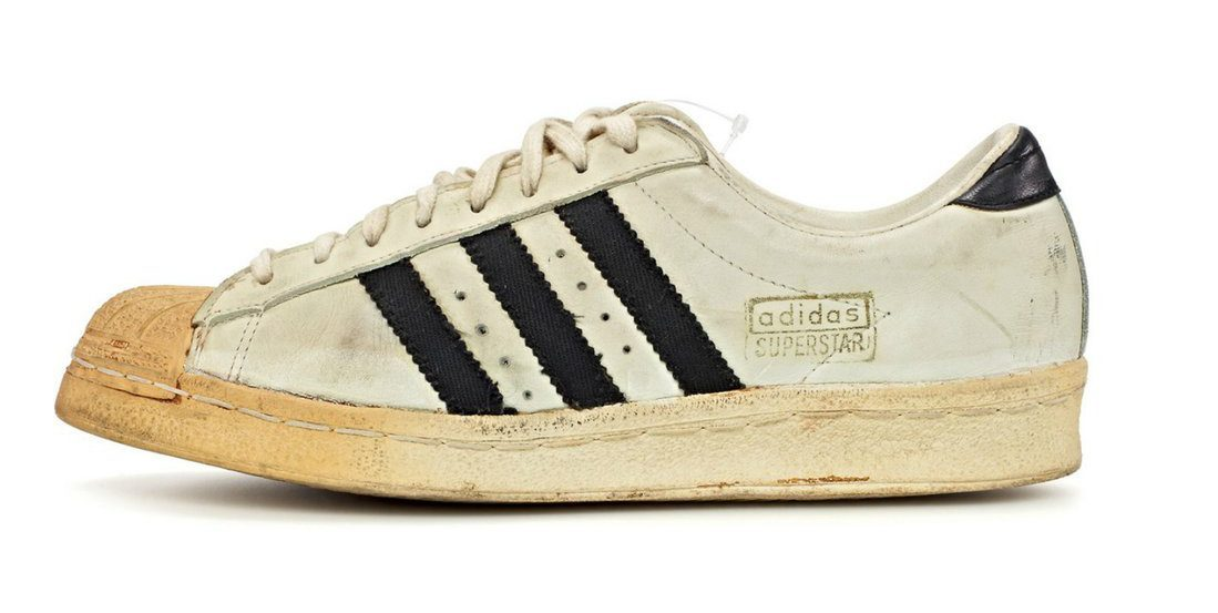 One of the most iconic models in the adidas history: the Superstar