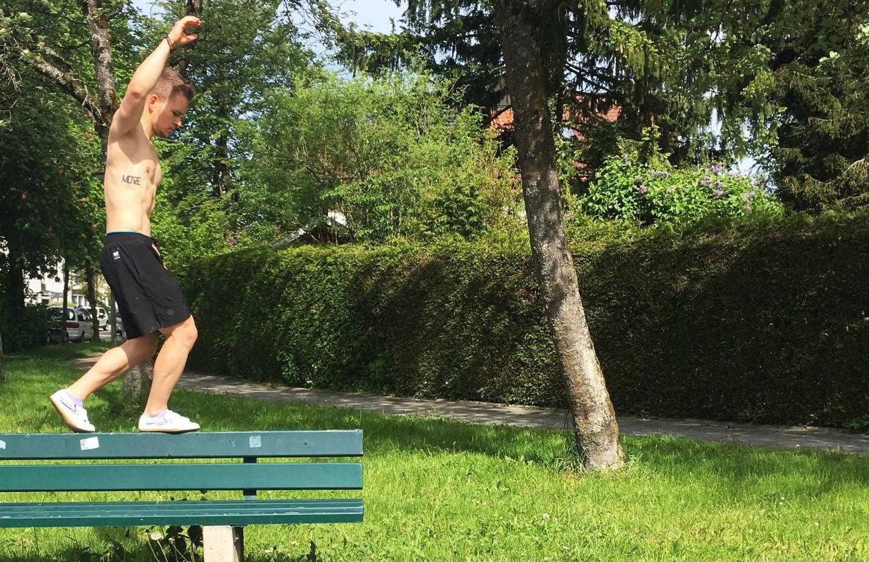 Benjamin Jaksch Sports Complex Problem Solving adidas 3