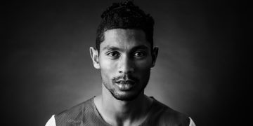 Wayde van Niekerk, 400m Olympic champion 2016, world record holder