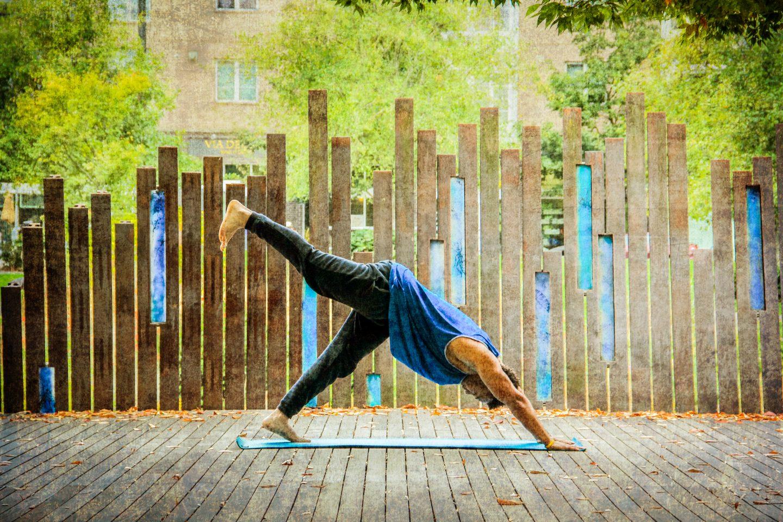 Yoga pose, athlete, yoga mat, yoga, stretch