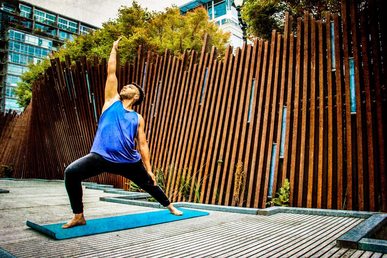 yoga, yoga pose, yoga mat, stretch, athlete