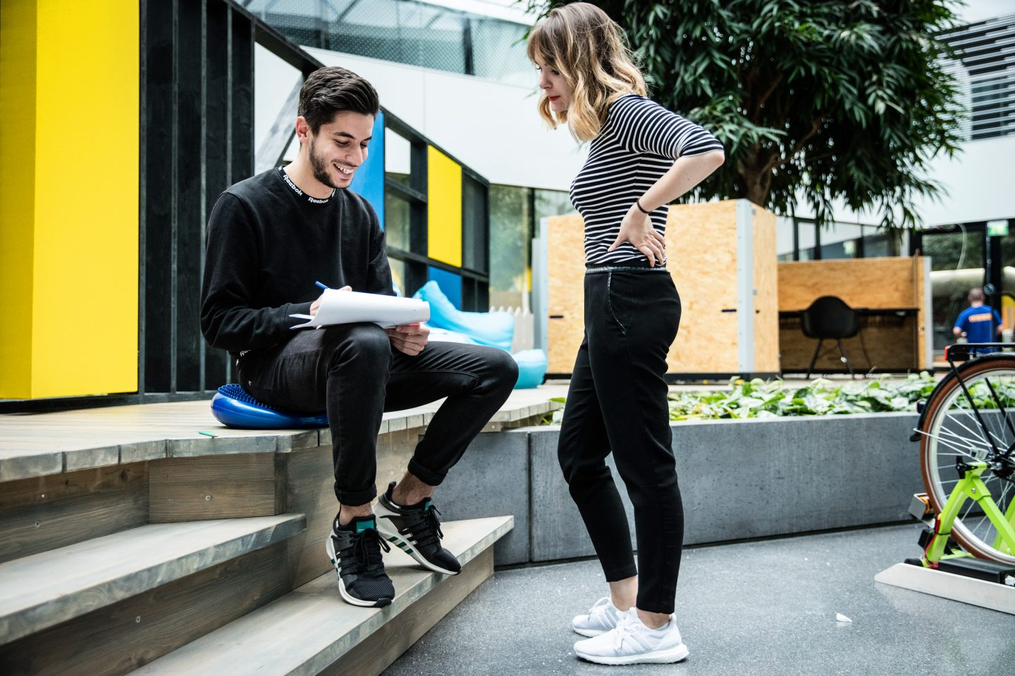 balance cushions gifts for office athletes