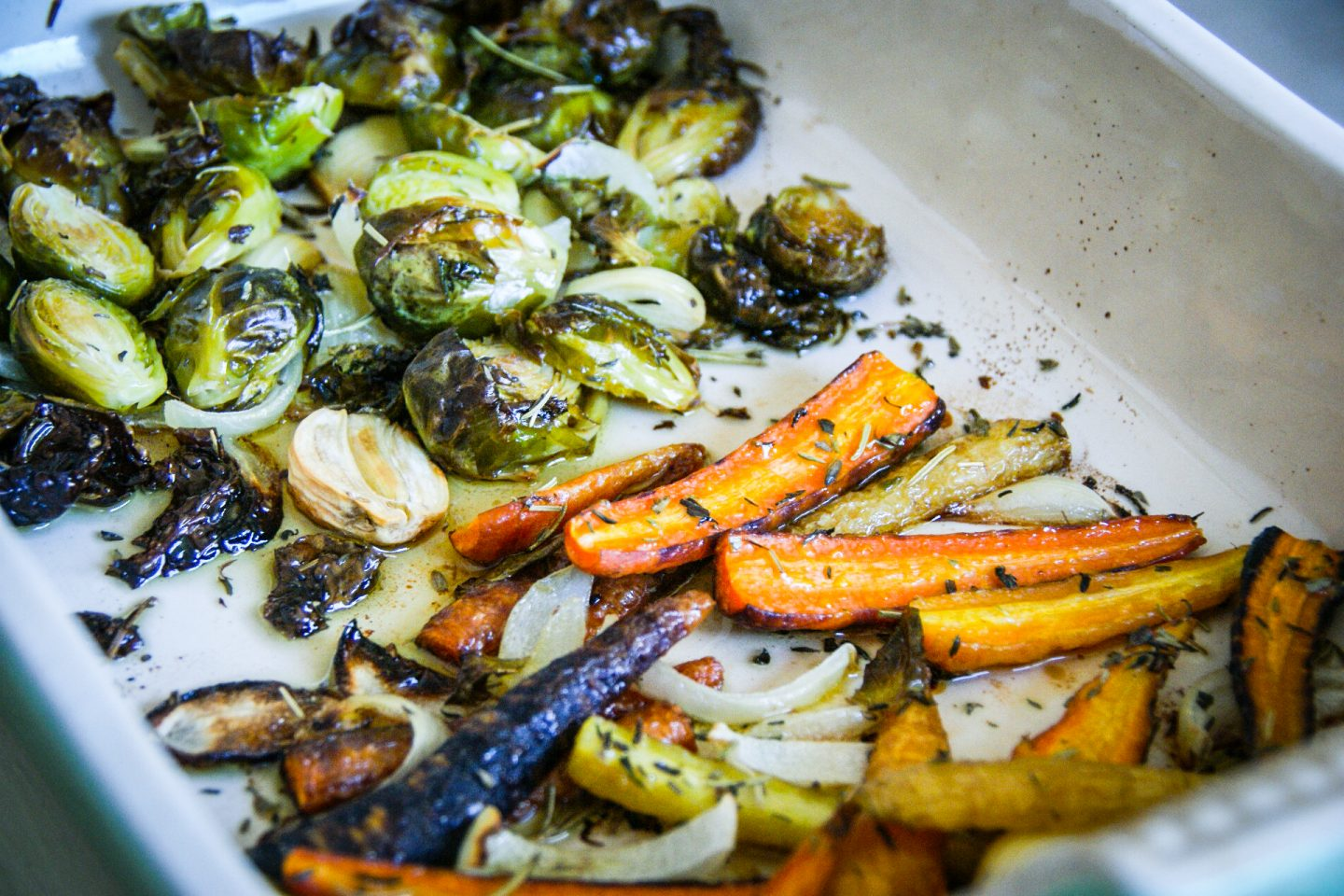 roasted vegetable holiday recipes