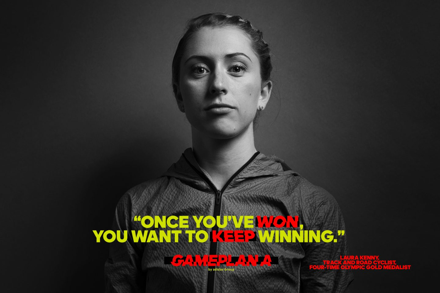 laura kenny track and road cyclist olympic gold medalist quote