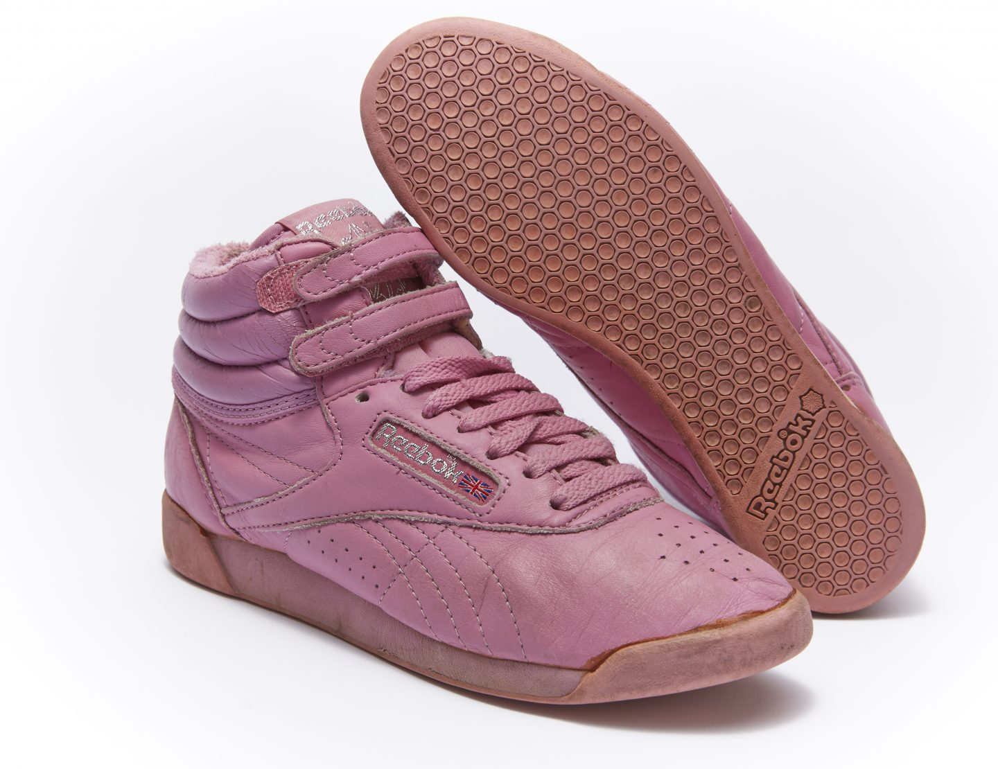 Reebok Classic Leather pink joe foster interview