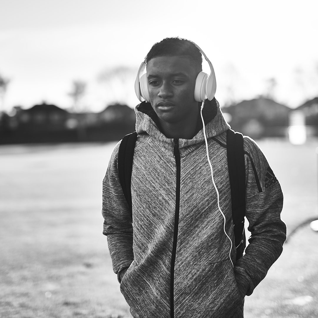 adidas Football Demarai Gray ZNE music