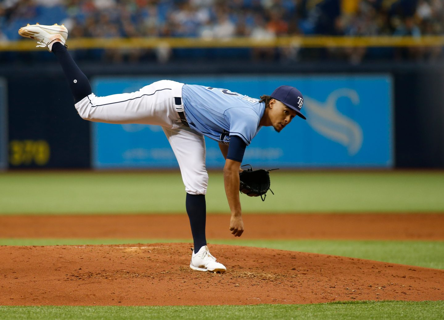 chris archer pitching tampa bay rays interview success story
