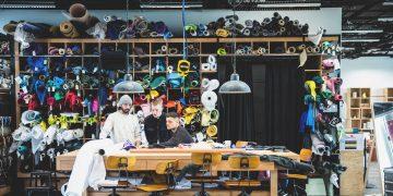 Men working in creative environment; adidas-Gameplan a-makerlab-creativity-employees-creators