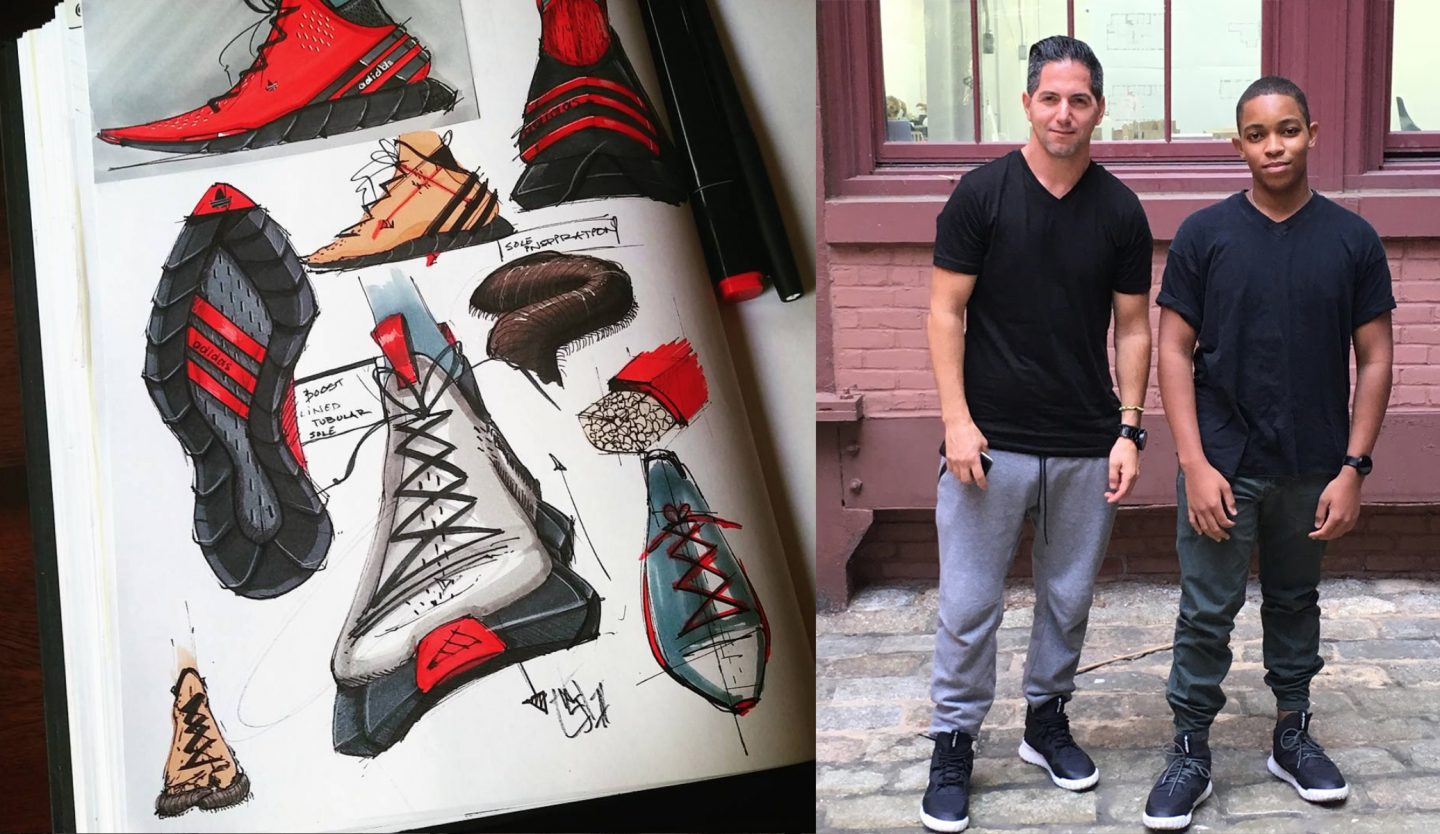 _Nigel Langley-adidas-Brooklyn Farm-GamePlan A-design-Sneaker-Intern