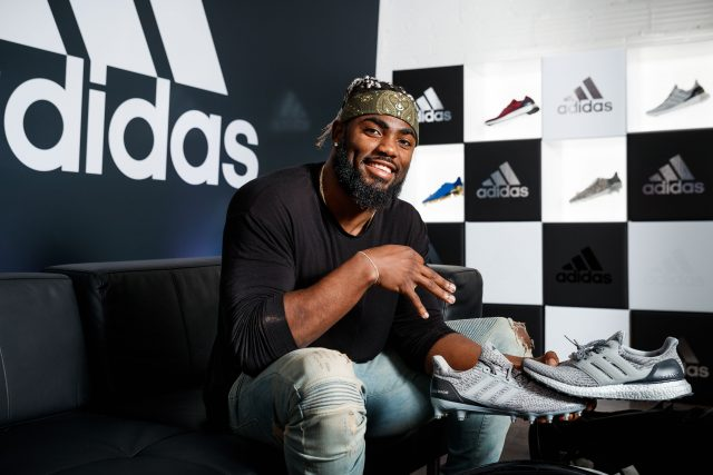 Landon Collins_Extraordinary Happens_adidas