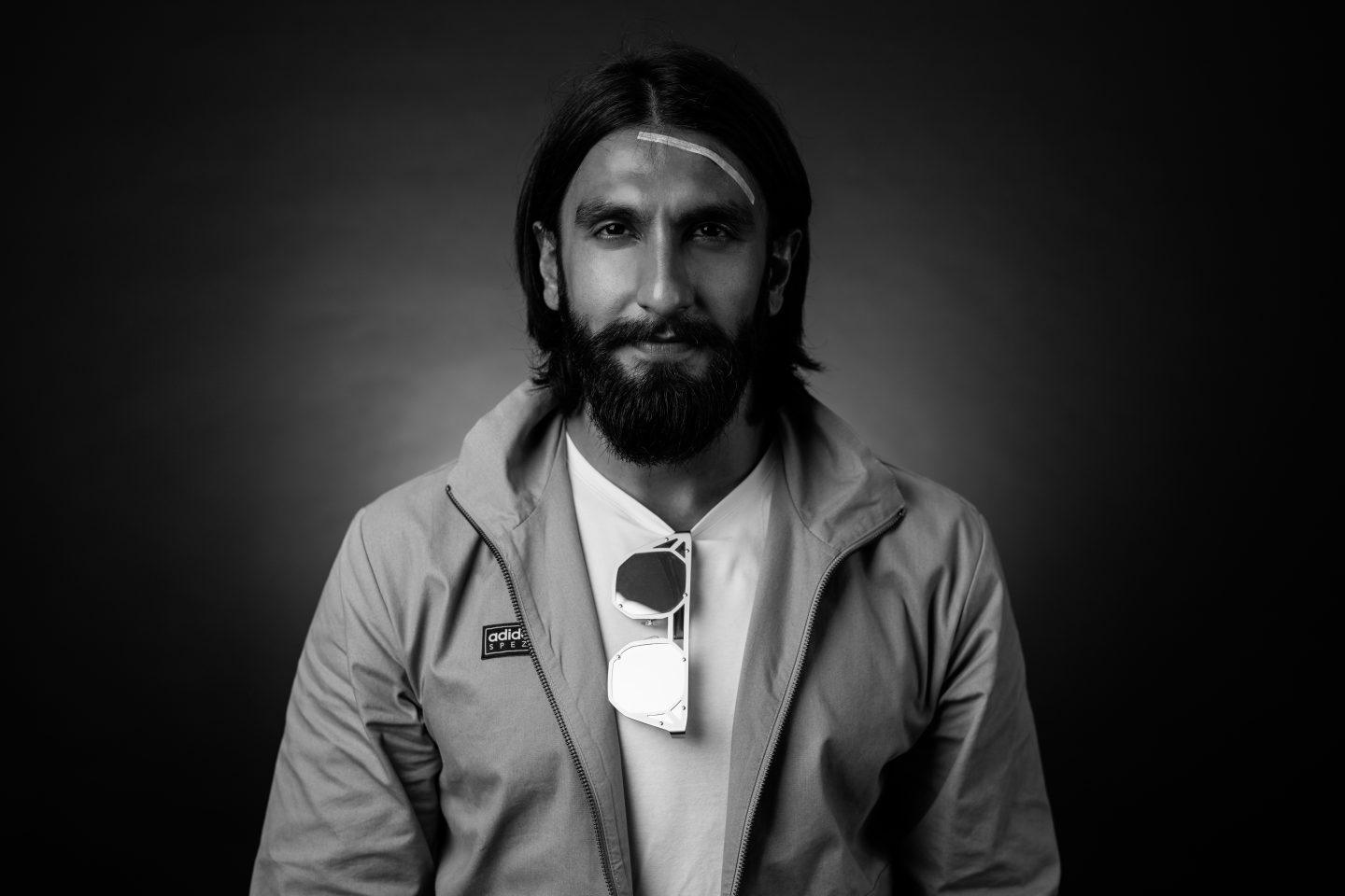 Ranveer Singh black and white portrait shot_adidas_Interview_GamePlanA_success