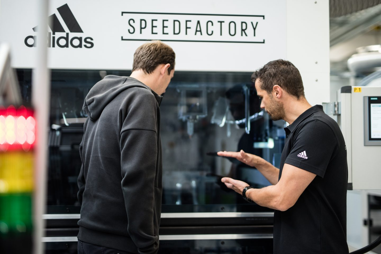 The adidas SPEEDFACTORY Story – An All-Star Partnership