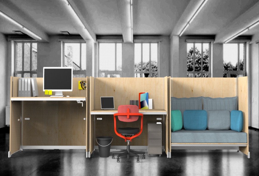 The death of the office as we know it – vision of the future